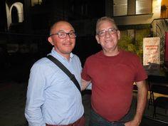 Manuel Mena y Roberto Guzman