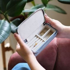 Stackers | Loves To Travel Travel Jewellery Box, Jewellery Box Making, Jewellery Boxes, Jewelry Case, Jewelry Box, Mens Watch Box, Christmas Gifts For Her, Travel Accessories, Travel Bags