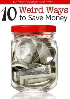 10 Weird Ways to Sav