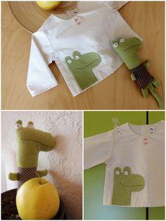 maglietta e doudou