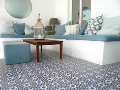 Eye Candy For Your Home: Handmade Cement Tiles