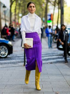 And the Breakout Street Style Star of Fashion Week Is… via @WhoWhatWearUK