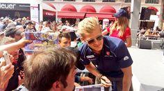 Marcus Ericsson, #MonacoGP #F1 2016