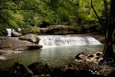 Waterfalls In Tennessee + Escape To Serenity