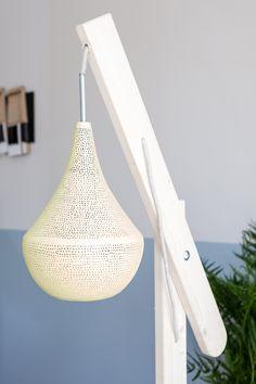 diy staande sfeerlamp 1
