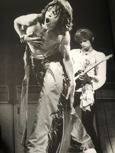 Mick Jagger / Keith Richards