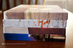 DIY Photo Canvas Kit Review by ohsohappytogether, via Flickr