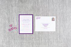 Amanda Bridal Shower - Paper & Poste Custom Invitation Custom Invitations, Amanda, Bridal Shower, Paper, Shower Party, Bridal Shower Party, Bridal Showers
