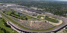 Circuito de Indianapolis. Gran Premio de Indianapolis  www.dainesemalaga.com