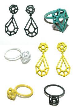 jewelry by Vraifaux/etsy
