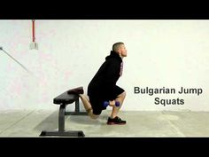 Vertical Jump Exercises - YouTube