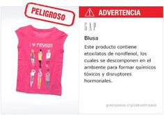 GAP Playera   #Detox #Fashion