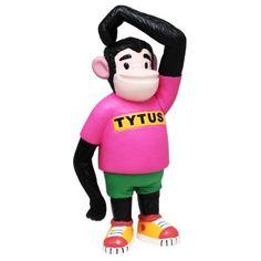 TYTUS, ROMEK I ATOMEK Figurka Tytusa