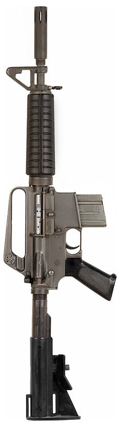 Colt Model 609 aka U.S. Army's XM177E1