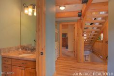 WOW! You will love the rustic beauty found in this wonderfully built full-log show home. With 10.6 acres to call your own, this home features both easy access to all the amenities surrounding it such Lake Michigan and downtown South Haven, plus the privacy found in the wonderfully wooded 10.6 acres. The open kitchen dining and living area with cathedral ceilings make the perfect arrangement for entertaining or simply enjoying a slow Saturday morning. … Follow link for more information.