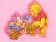"""Promise me you'll never forget me because if I thought you would I'd never leave."" - Winnie the Pooh"
