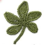 Tina's handicraft : 17 designs & patterns for 3Dflower