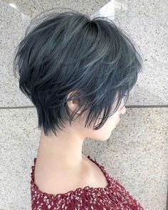 Pin on Ulzzang Pin on Ulzzang Korean Hair Color, Korean Short Hair, Short Hair Cuts, Girl Hair Colors, Shot Hair Styles, Cabello Hair, Fantasy Hair, Hair Brained, Short Hairstyles For Women