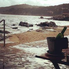 Cafe en #tragamar en #calellapalafrugell @Onlystylebcn Onlystylebcn