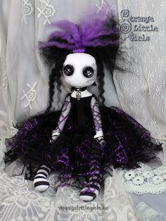 Vampire doll - Simona Blacksalt