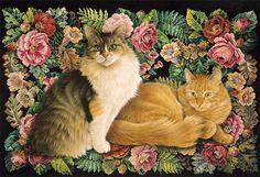 Lesley Anne Ivory (b.1934)  —  (780×533)