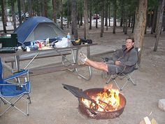 Camping Is Always In Our Travel Plan - Saving Tips for World Travel