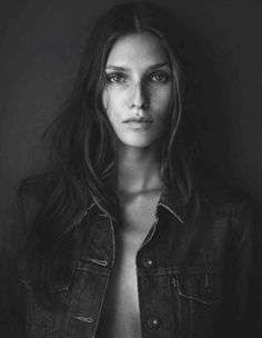 [switch] After joined IMG NY (last december), Kelsey van Mook just switched from NEXT to IMG Models Paris Img Models, Fashion Models, Fashion Trends, Model Agency, Who What Wear, Black Denim, Paris Fashion, Celebrity Style, Girly