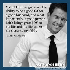 #MarkWahlberg in address to the #Pope #PopeFrancis