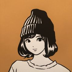 """うつつかものの記さんのツイート: """"本当に来て良かった。。。創作の過程すら透けてみえる。。。習作もまたよし。金沢21世紀美術館 #江口寿史 #彼女展… """""""
