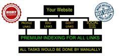 create manually high PR backlinks, exclusive seo Iinks by nextusit