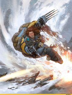 imperium jakemurray lukas_the_trickster space_marines space_wolves Warhammer 40k Space Wolves, Warhammer 40k Art, Warhammer Fantasy, Warhammer Games, Space Marine, Gundam Wallpapers, Book Cover Art, Geek Art, Marvel