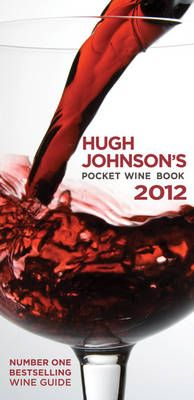 Hugh Johnson's Pocket Wine Book by Hugh Johnson #books #wine