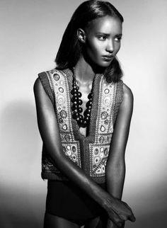 Fatima Siad (February 2008 - October 2012) - Page 5 - the Fashion Spot