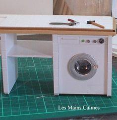 how to: washing machine unit