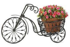Buy bicycle flower planter on Amazon