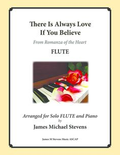 There Is Always Love If You Believe - FLUTE