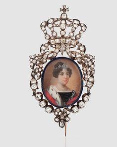 Queen Desiree of Sweden