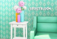 LinaCherie: Spirit bloom • Sims 4 Downloads