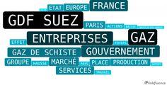 GDF Suez devient Engie. Analyse de @linkfluence sur l'impact sur le web social