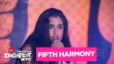 """Fifth Harmony - """"Better Together""""   DigiFest NYC Presented by Coca-Cola"""