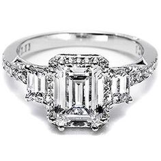 Diamonds are a girl's best friend, especially this one!