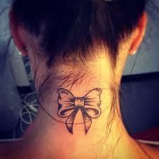 """Résultat de recherche d'images pour """"tatouage noeud ruban sur cheville"""""""