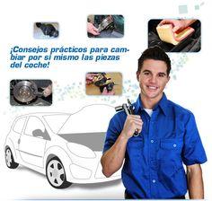 Consejos mecánica automóvil - Oscaro, El especialista en Recambios de coche online. Paso a paso, de forma sencilla, realizar el mantenimiento del coche fácilmente.
