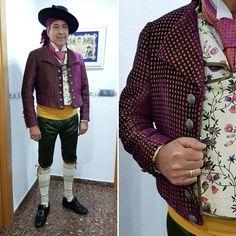 Traje de caballero. Valenciano con estilo.  eduardocerveraindumentaria   indumentaria  indumentariatradicional  indumentariacaballero c802a70afdf