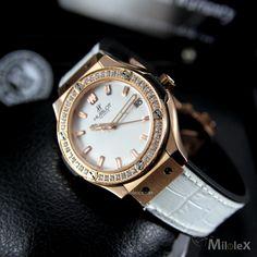 Đồng hồ Hublot nữ - Thương hiệu đồng hồ triệu phụ nữ mê