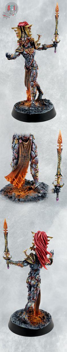 Eldar Avatar from Forge World