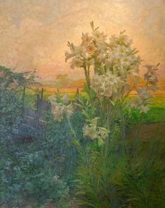 Olga Wisinger-Florian ~ Austrian Mood Impressionism