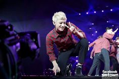 #On stage - TAO