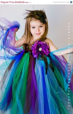 20 OFF SALE Flower Girl Tutu Dress in door TheLittlePeaBoutique, $78.00