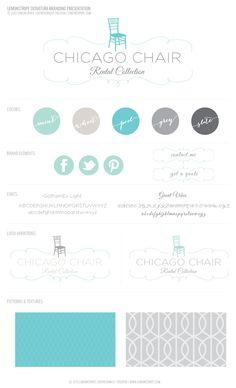 Lemonstripe Branding #branding board #branding #logo design #lemonstripe…